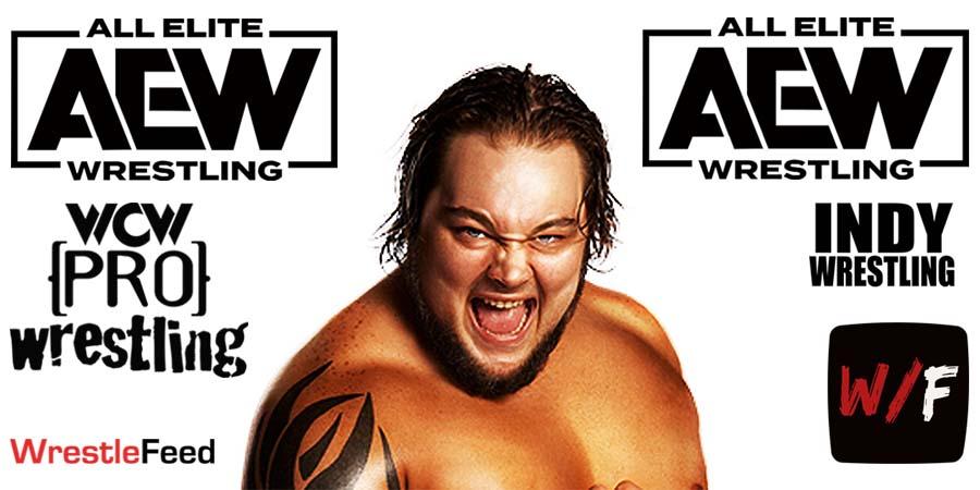 Bray Wyatt AEW Article Pic 7 WrestleFeed App