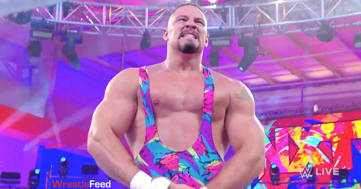 Bron Breakker Son Of WWF Legend Rick Steiner Debuts On WWE NXT WrestleFeed App