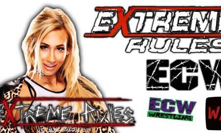 Carmella Extreme Rules 2021 WrestleFeed App