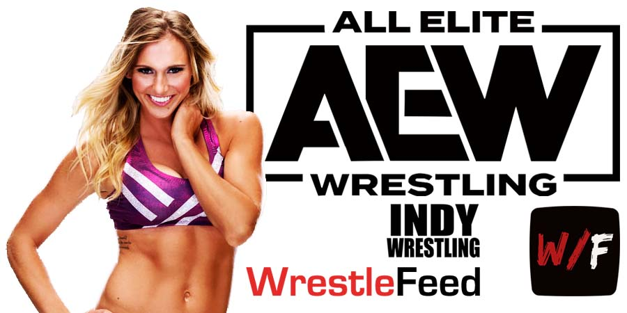 Charlotte Flair AEW Article Pic 2 WrestleFeed App