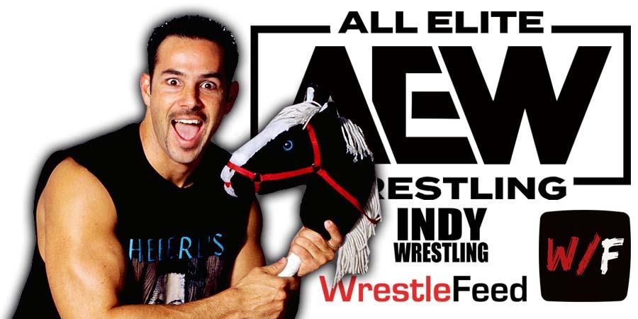Chavo Guerrero AEW Article Pic 2 WrestleFeed App