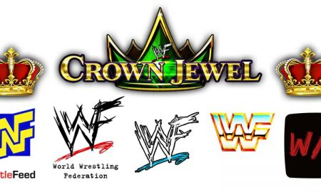 Crown Jewel PPV Logo WrestleFeed App
