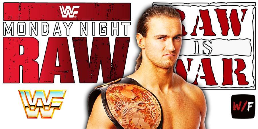 Drew McIntyre RAW Article Pic 6 WrestleFeed App