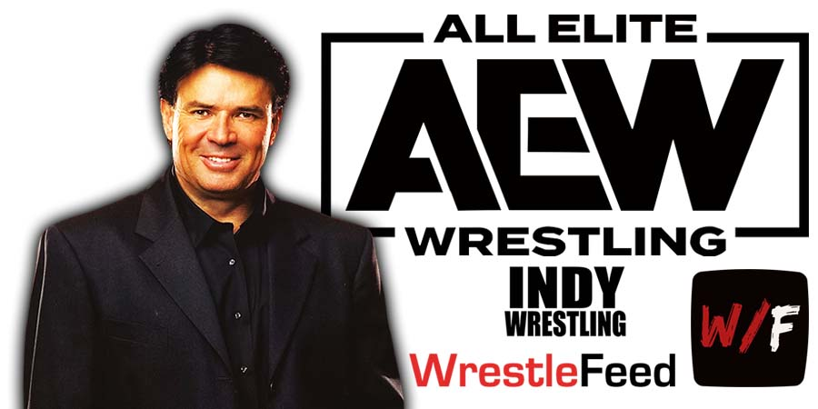 Eric Bischoff AEW Article Pic 6 WrestleFeed App