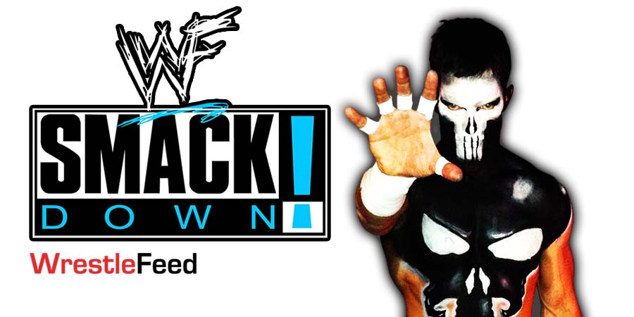 Finn Balor SmackDown Article Pic 3 WrestleFeed App