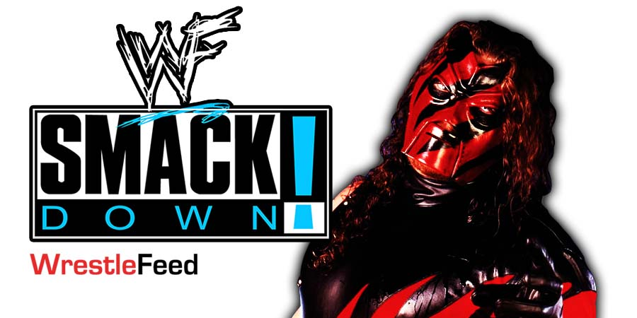 Kane SmackDown Article Pic 2 WrestleFeed App