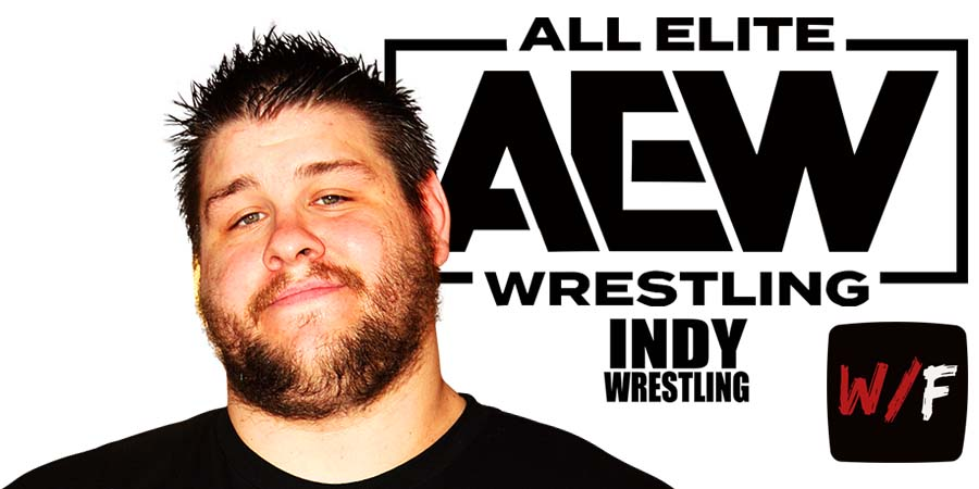 Kevin Owens AEW Article Pic 2 WrestleFeed App