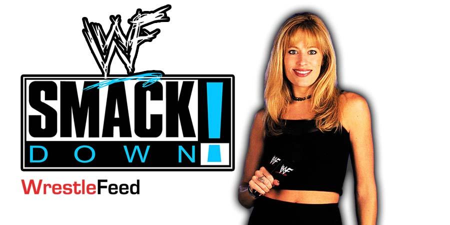 Lilian Garcia SmackDown Article Pic 1 WrestleFeed App