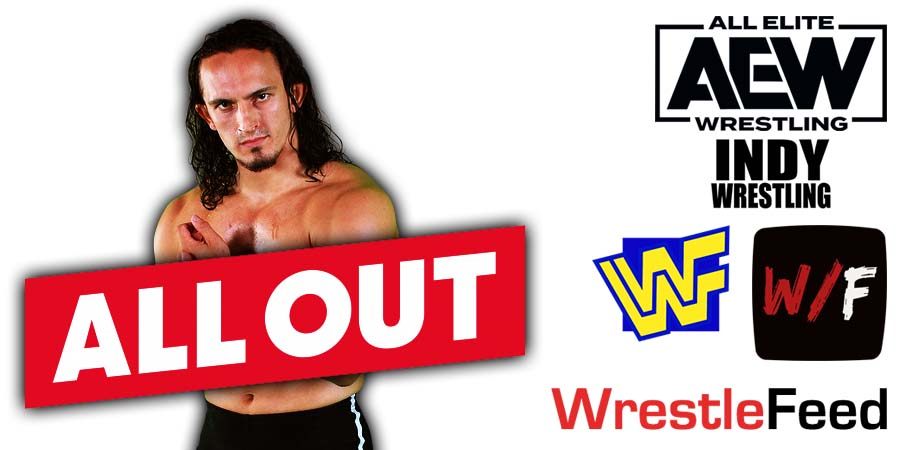 Pac All Out WrestleFeed App