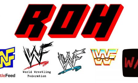 ROH Ring of Honor Logo WrestleFeed App