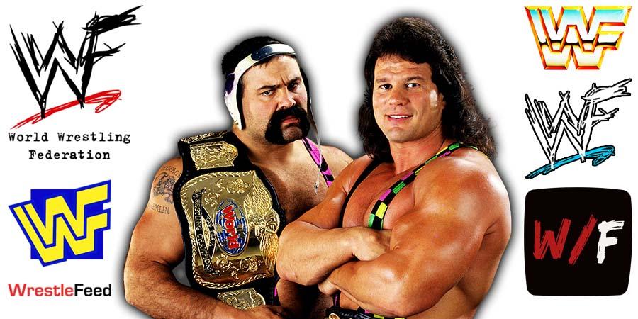 Rick Steiner & Scott Steiner - Steiner Brothers Article Pic 2 WrestleFeed App