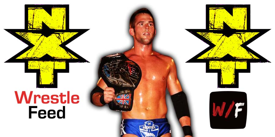Roderick Strong NXT Article Pic 2 WrestleFeed App