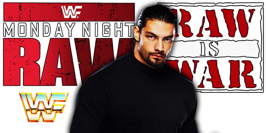 Roman Reigns RAW Article Pic 5