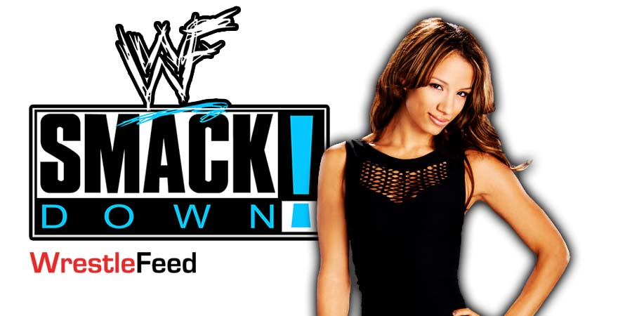 Sasha Banks SmackDown Article Pic 3 WrestleFeed App