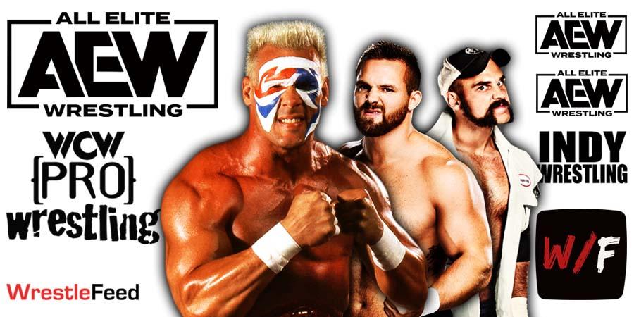 Sting FTR AEW WrestleFeed App