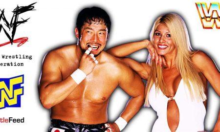 Tajiri Torrie Wilson Article Pic 1 WrestleFeed App