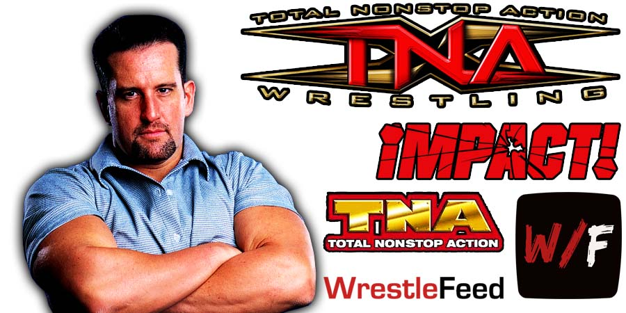 Tommy Dreamer TNA Impact Wrestling Article Pic 3 WrestleFeed App