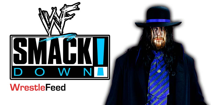 Undertaker SmackDown Article Pic 2 WrestleFeed App