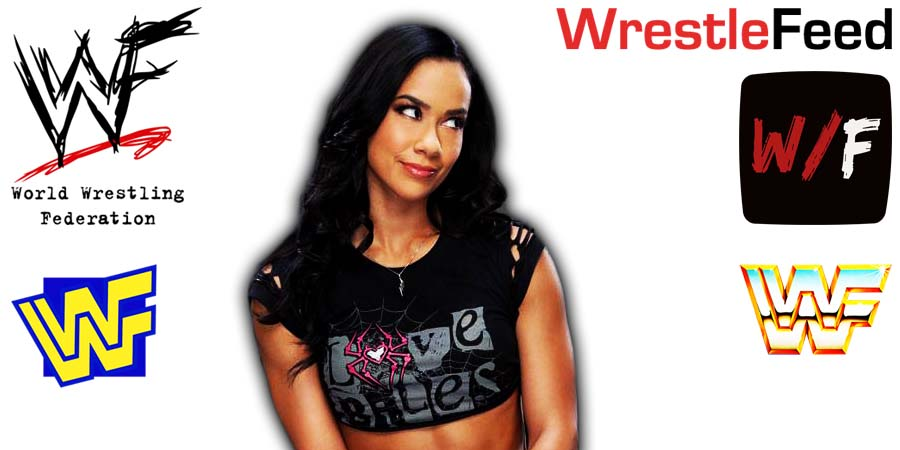 AJ Lee Article Pic 3 WrestleFeed App