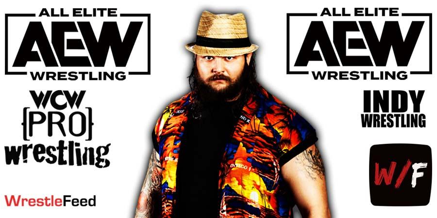 Bray Wyatt AEW Article Pic 8 WrestleFeed App