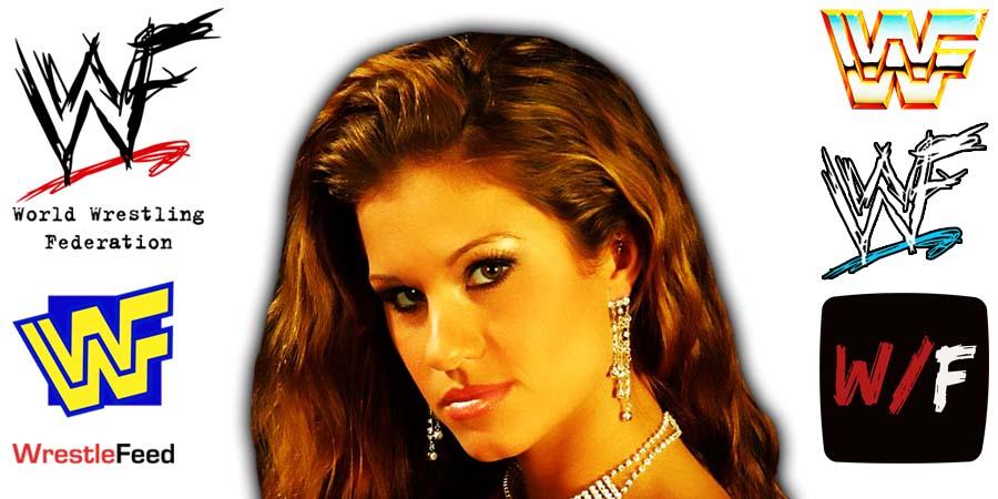 Brooke Adams - Miss Brooke Tessmacher Article Pic 2 WrestleFeed App