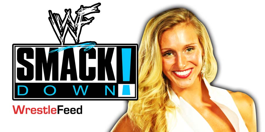 Charlotte Flair SmackDown Article Pic 1 WrestleFeed App