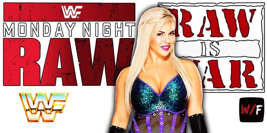 Dana Brooke RAW Article Pic 1 WrestleFeed App