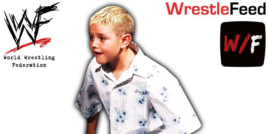 Dominik Mysterio Article Pic 3 WrestleFeed App