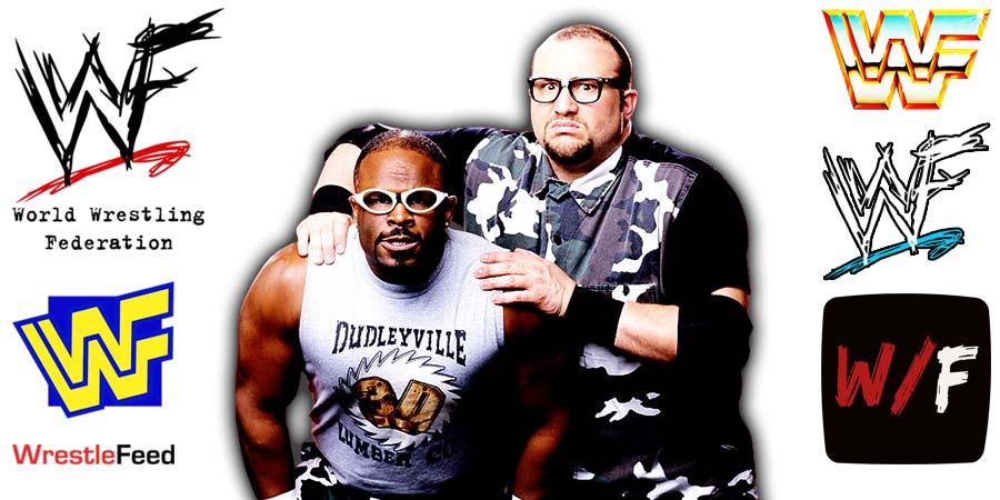 Dudley Boyz - Bubba Ray & Devon - Bully Ray & D-Von Article Pic 3 WrestleFeed App