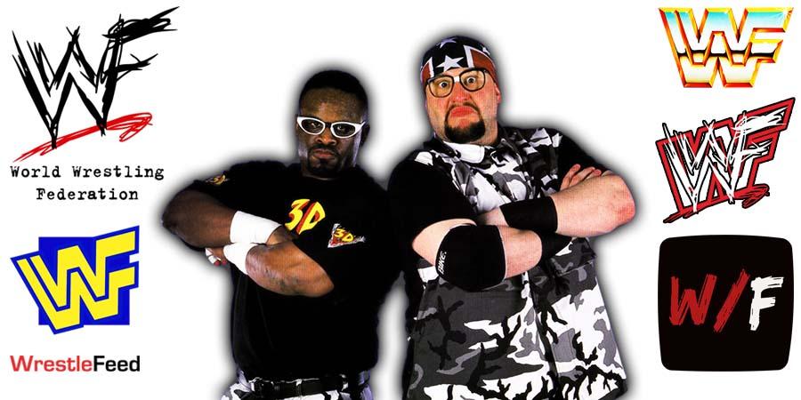 Dudley Boyz - Bubba Ray & Devon - Bully Ray & D-Von Article Pic 4 WrestleFeed App