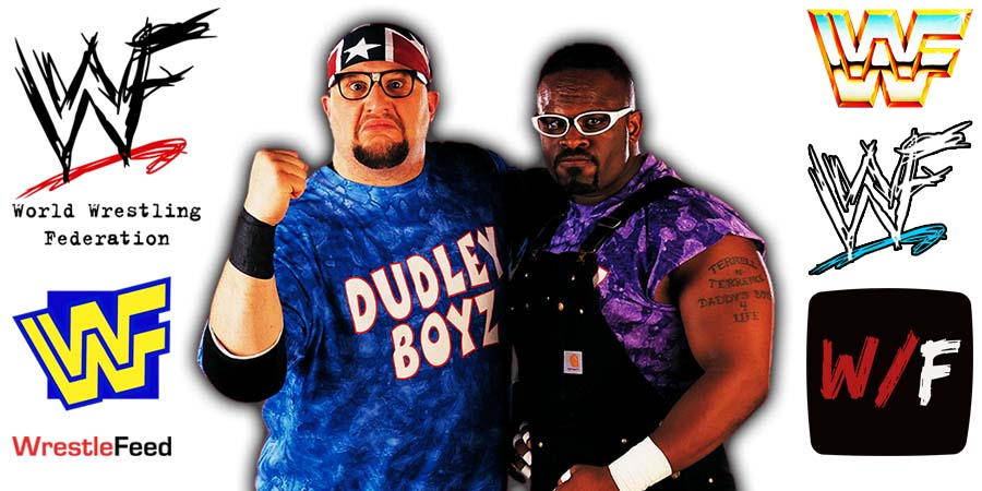 Dudley Boyz - Bubba Ray & Devon - Bully Ray & D-Von Article Pic 5 WrestleFeed App