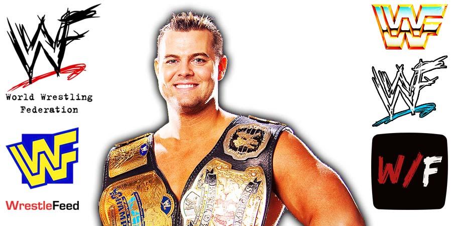 Harry Smith - DH Smith - David Hart Smith - Bulldog Article Pic 1 WrestleFeed App