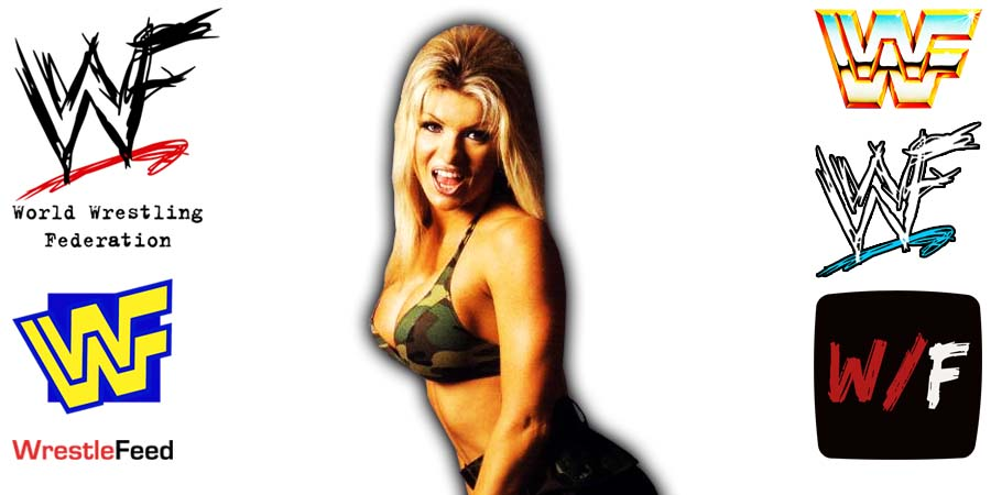 Major Gunns - Tylene Buck WCW Article Pic 1 WrestleFeed App