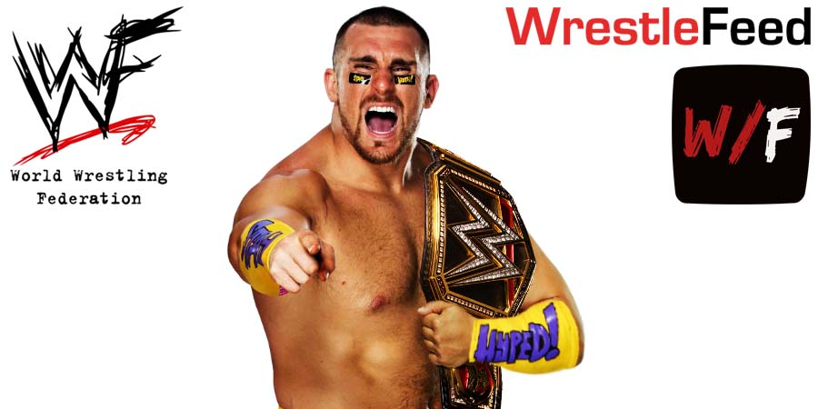 Mojo Rawley Article Pic 3 WrestleFeed App