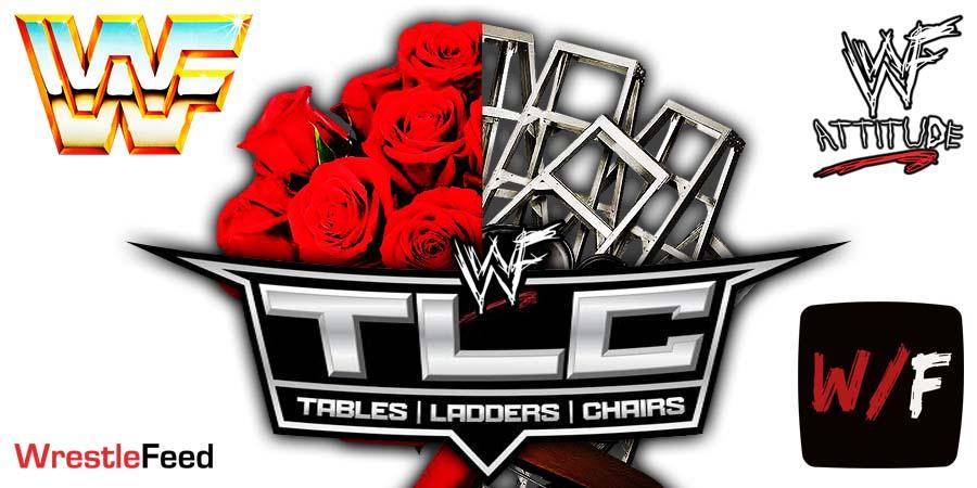TLC Logo WrestleFeed App