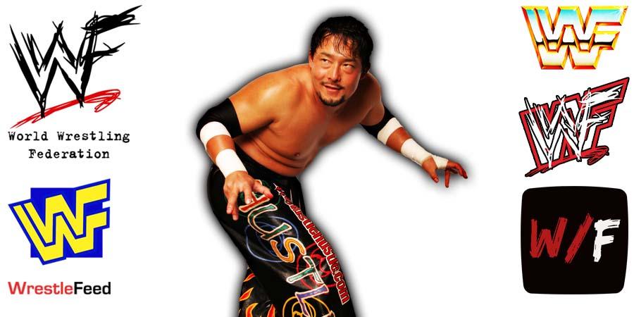 Tajiri Article Pic 2 WrestleFeed App