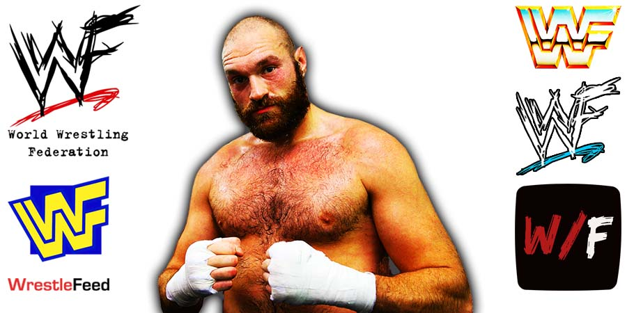 Tyson Fury Article Pic 2 WrestleFeed App