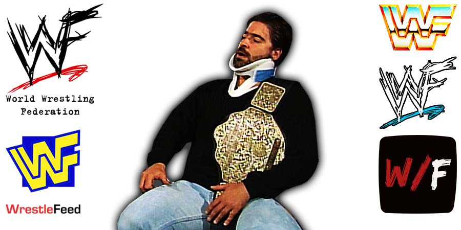 Vince Russo Article Pic 5 WrestleFeed App