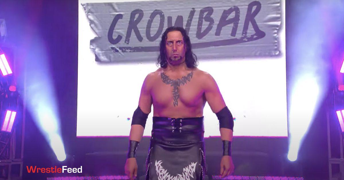 WCW Veteran Crowbar Makes His AEW Debut On Dark Elevation WrestleFeed App
