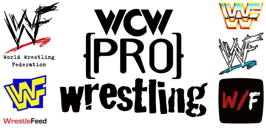 WCW World Championship Wrestling Pro Wrestling Logo Article Pic 4 WrestleFeed App